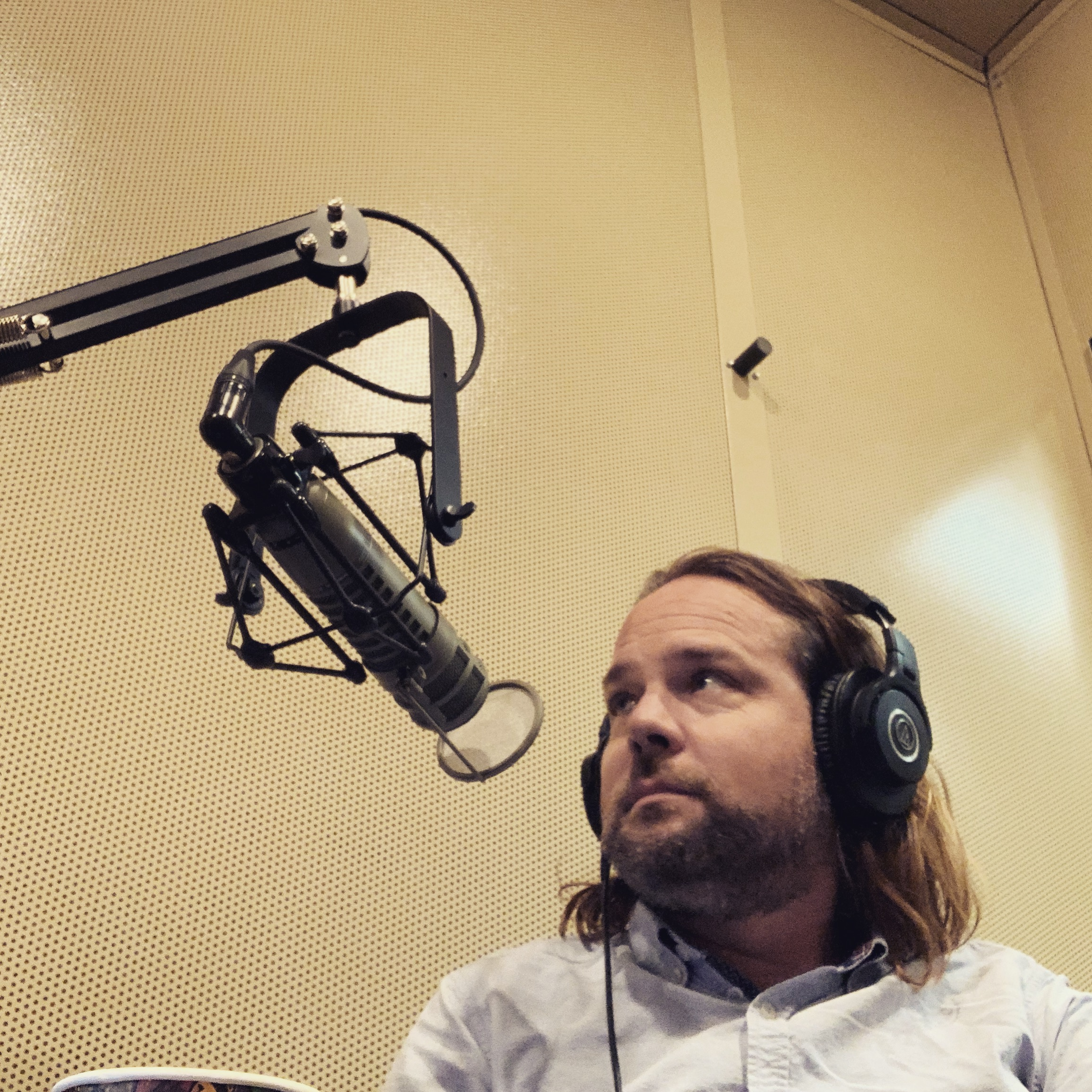 Mallinson has been a guest on countless radio shows and podcasts, and was the Co-Host for the popular religion and culture podcast  Virtue in the Wasteland , which ran for nearly 6 years.
