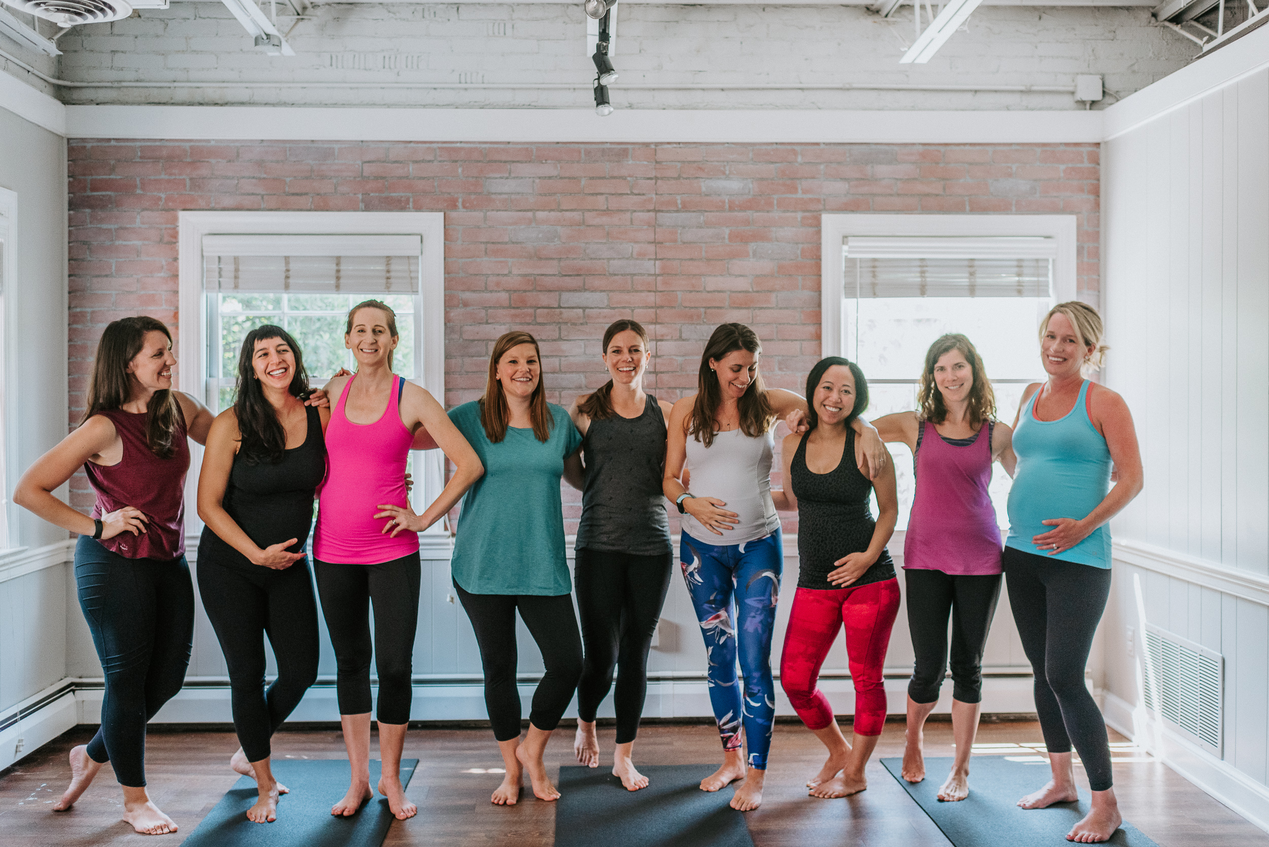 Welcome to the Motherhood - A yoga, education, and self-care community, designed just for moms and moms-to-be