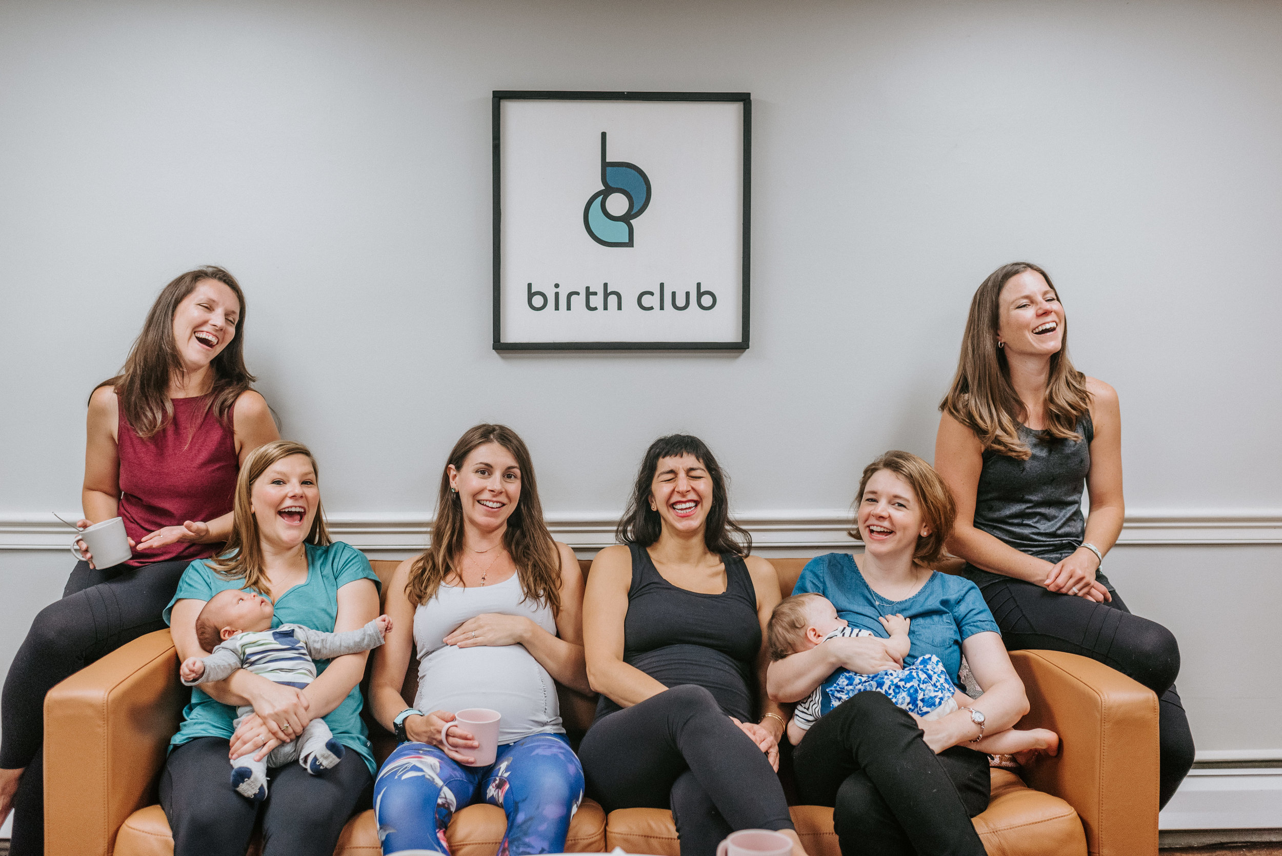 Welcome, Mama! - Our goal at Birth Club is to give you access and exposure to the plethora of topics and information relevant to moms at all stages. In addition to our sweet all-mama-all-the-time yoga schedule, we offer a ton of workshops, series, free talks, and networking events (meet Doulas!). We know each of our instructors personally, believe in what they have to say, and are thrilled to offer their courses and events to you in our space. Register for it all below - can't wait to see you there!