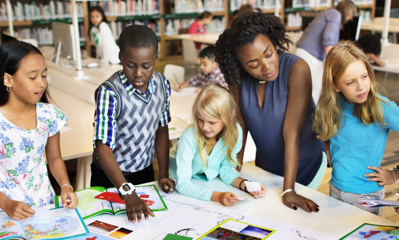 Education - It takes teamwork to enrich our children's educations, neighborhood by neighborhood.
