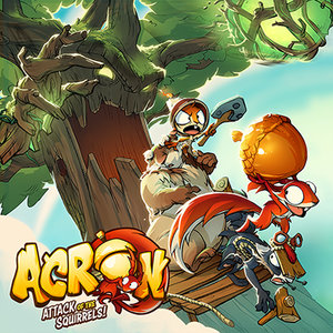 ACRON : Attack of the Squirrels!