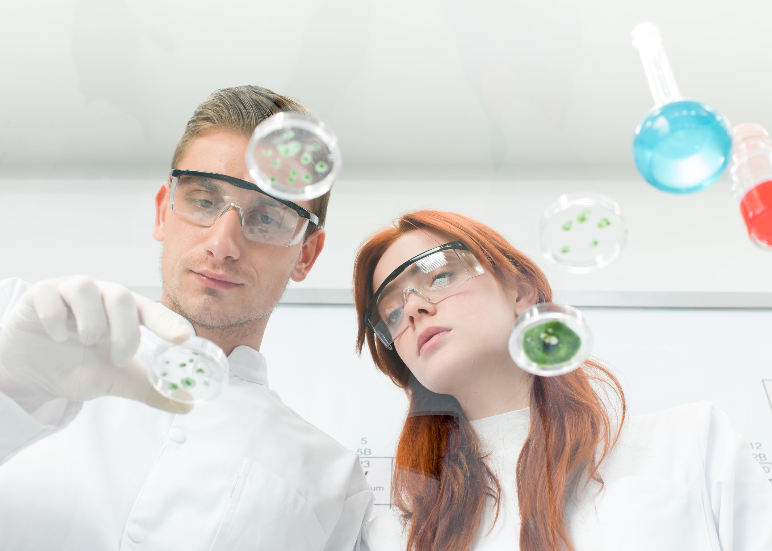 LIFE SCIENCES -