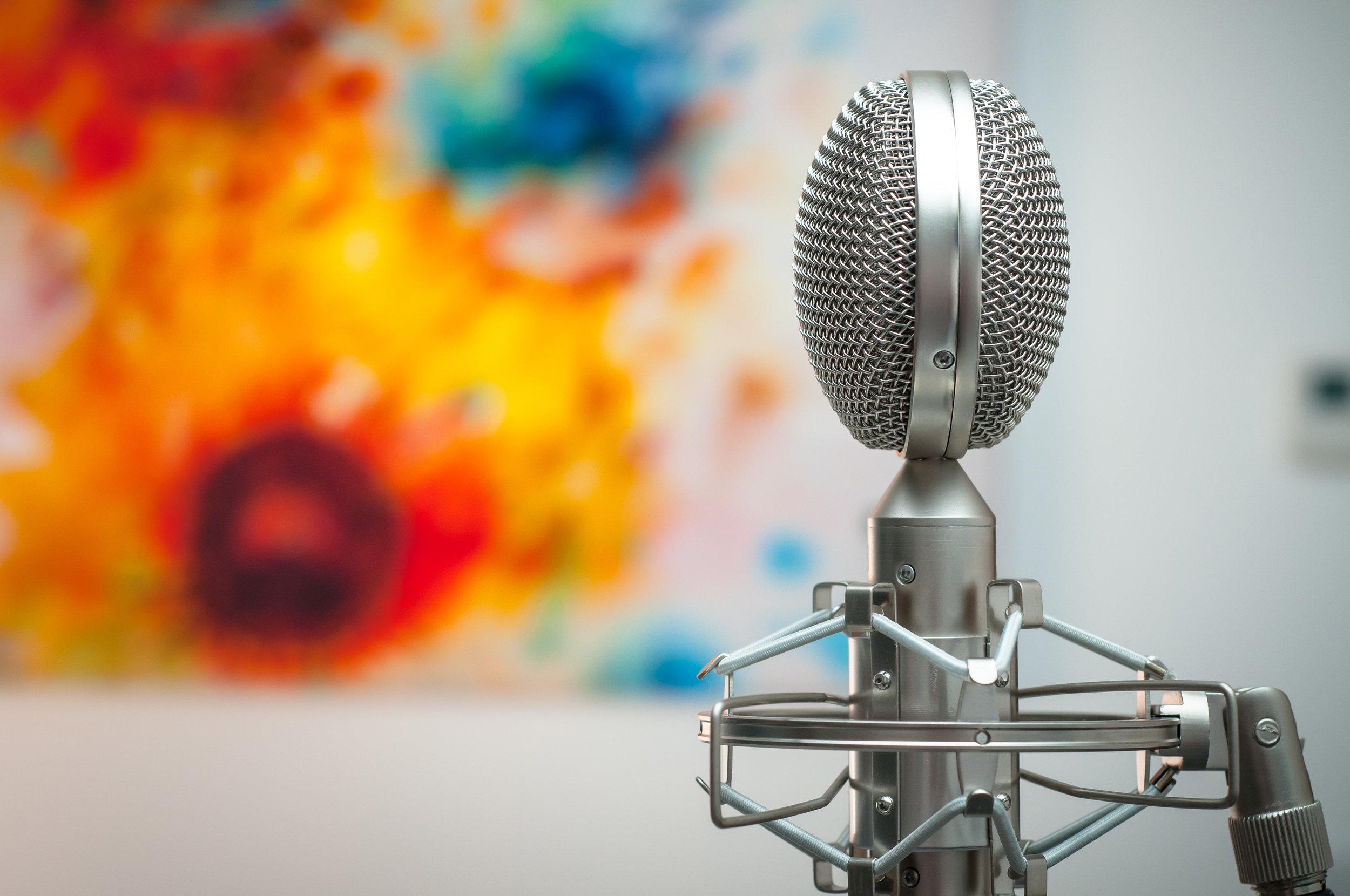 Interviews - TEXT - Q&A INTERVIEWAUDIO - PODCASTVIDEO