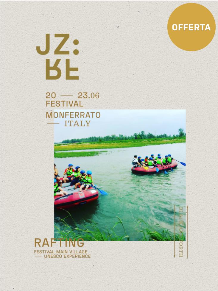 RAFTING   - 35€