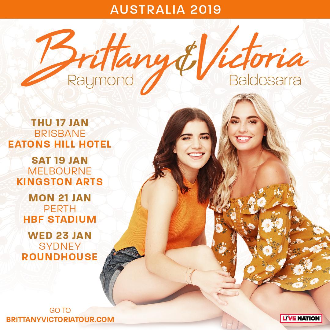 Brittany & Victoria -