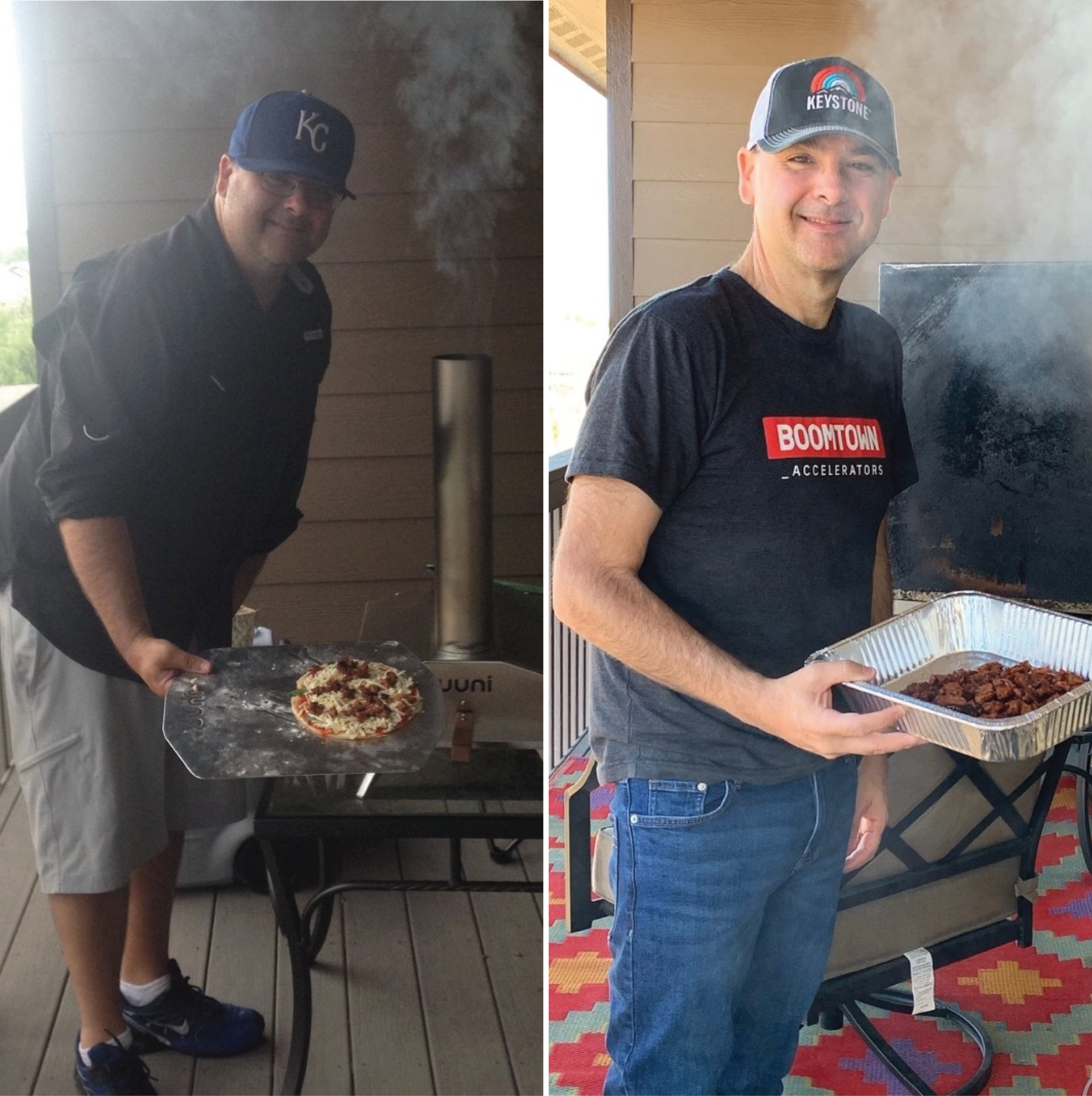 - At only age 44, Brian was suddenly diagnosed with six life-threatening diseases and labelled morbidly obese.While determined to beat death, he refused gastric bypass surgery and instead relied on his 30 years' BBQ experience and his unique knowledge of plant-based food to literally heal himself.