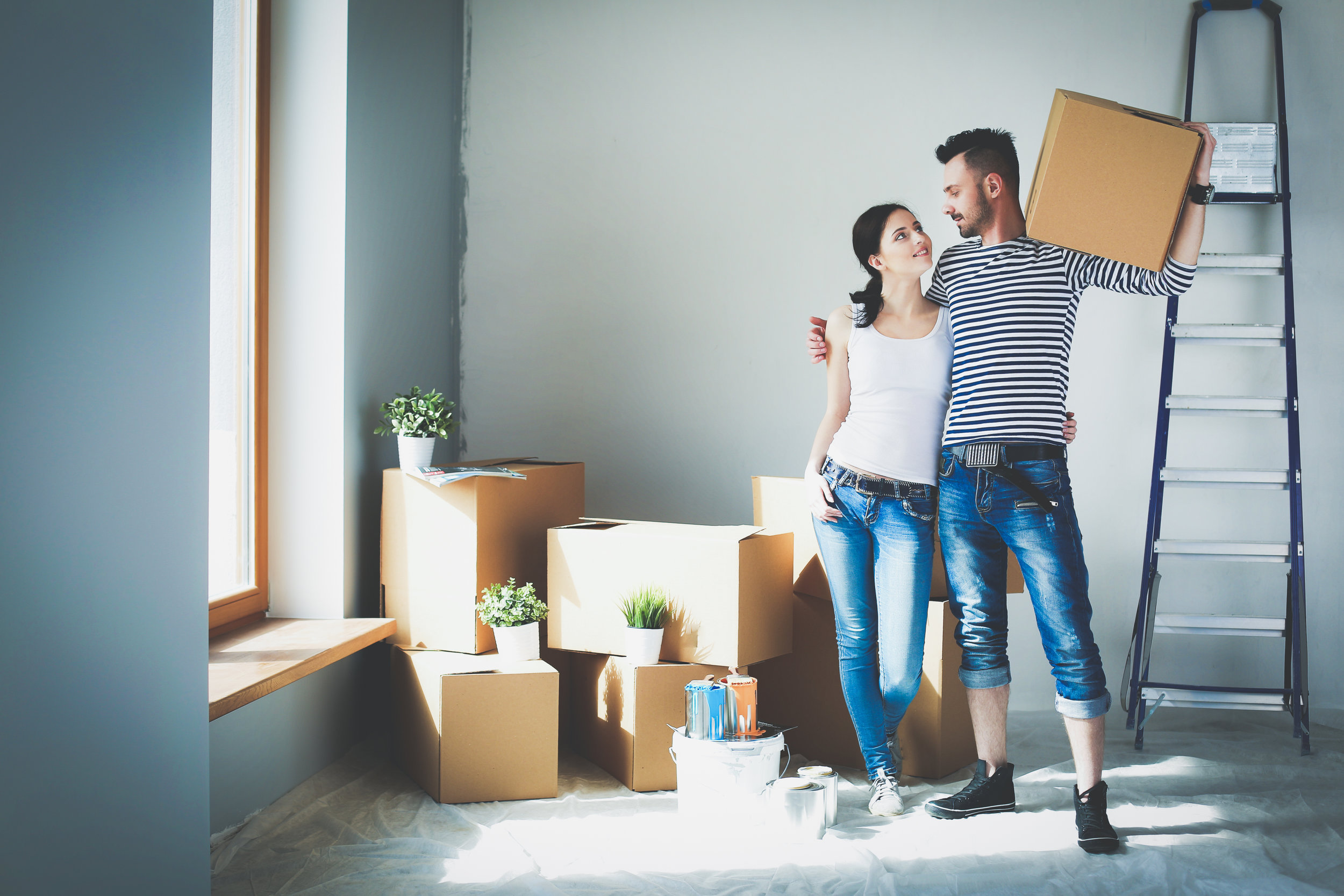 First Time Home Buyers -