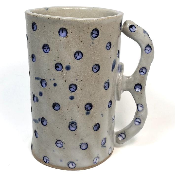 The Pits Mug - Drinking MugCone 10 StonewareReduction
