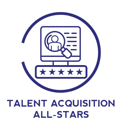 Talent Acquisition All-Stars  We have a unique approach to recruiting talent for ourselves and for our clients. The ability to identify the right talent for a skill need and cultural fit is truly a remarkable skill. Do you have a knack for match-making? This program trains you in our method to identify, screen, evaluate and recommend the right candidates.