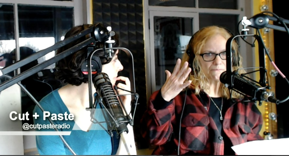 Watch my interview with Marguerite, recorded live in December of 2017,  when she was still the de facto poet laureate.