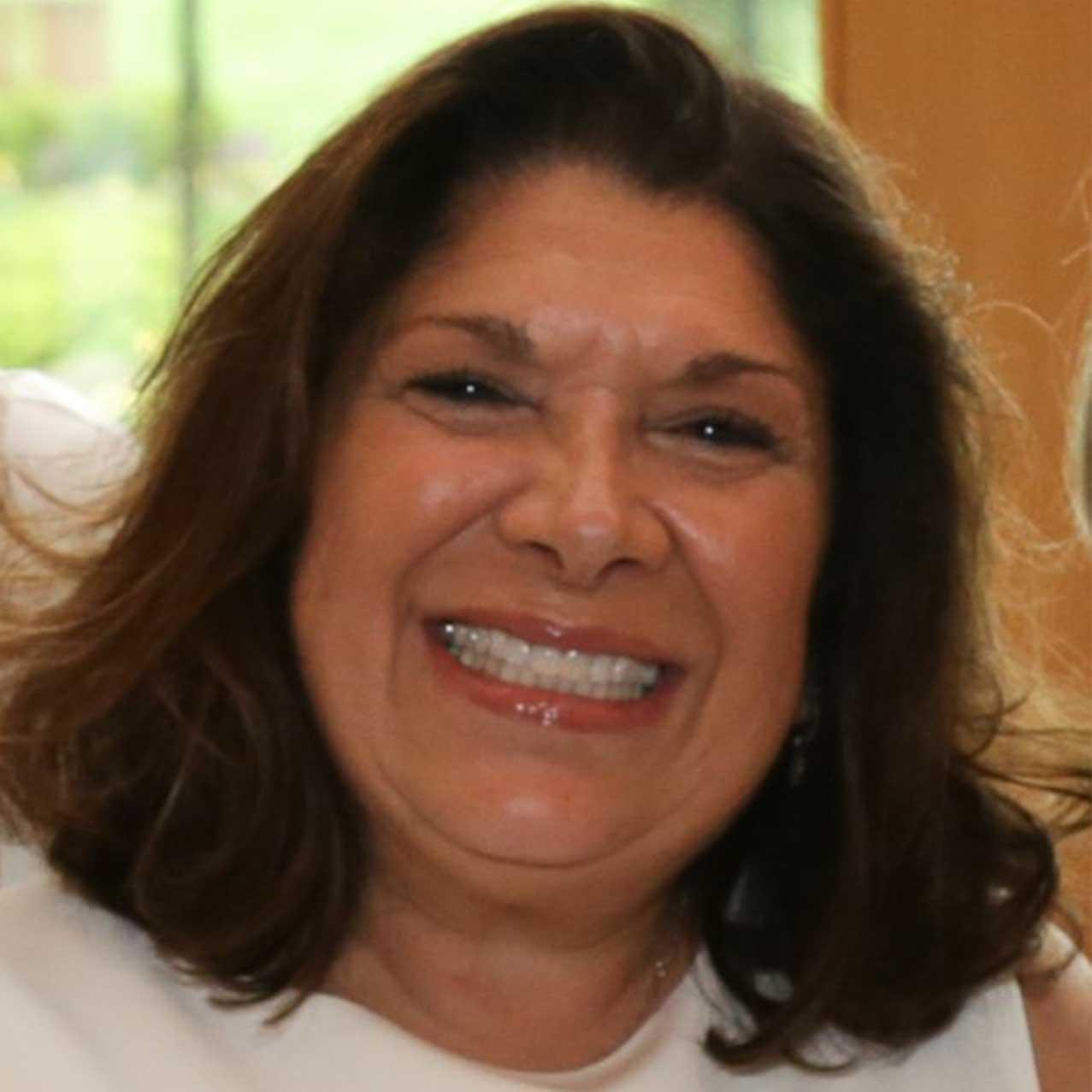 Stella Spanakos, Co-Founder & Vice President