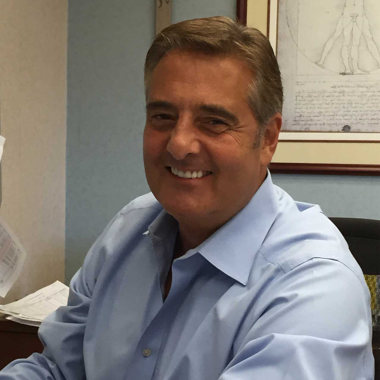 John Beyer, Board Member