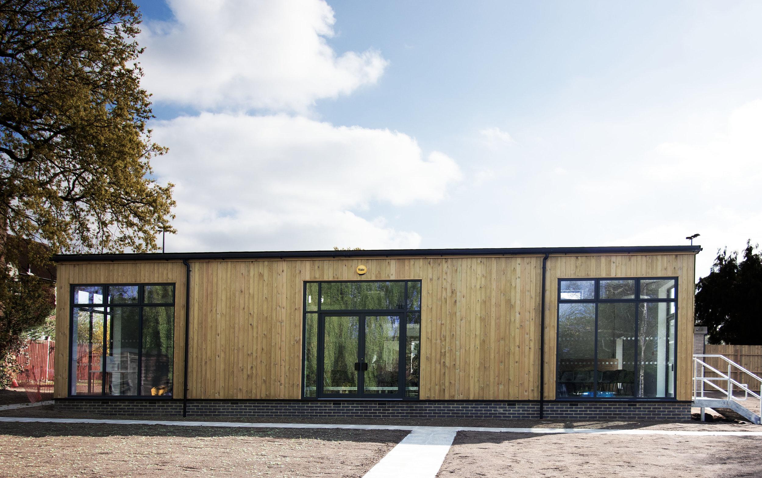HILLINGDON CHURCH - HARROW- DESIGN & BUILD -