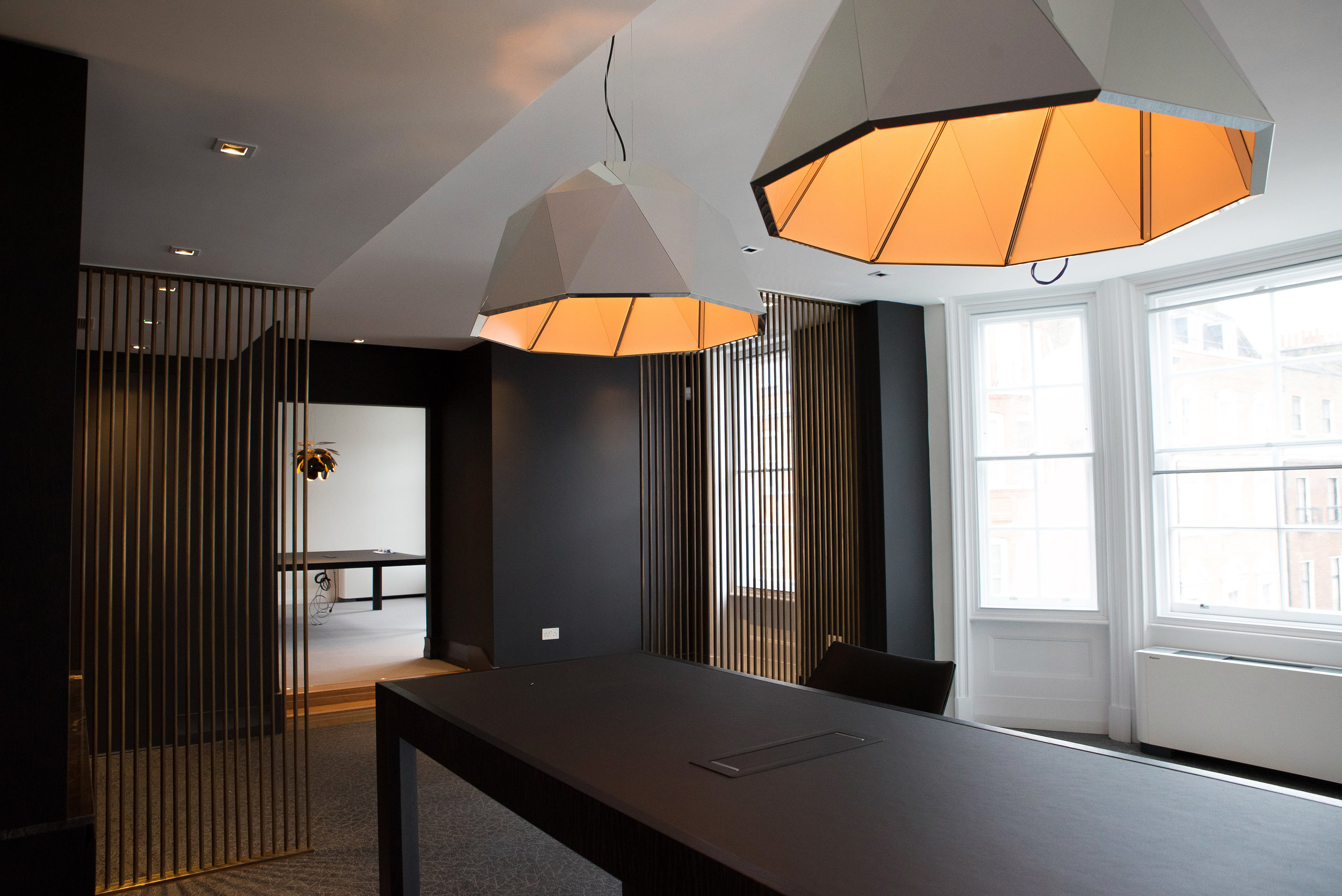 WELBECK STREET - LONDON- FIT OUT -