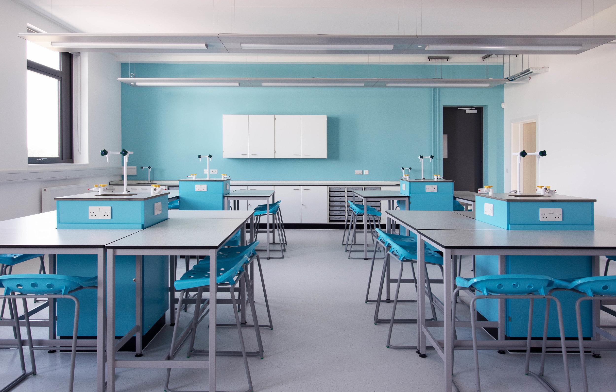 NISHKAM SCHOOL - LONDON- M&E WORKS -