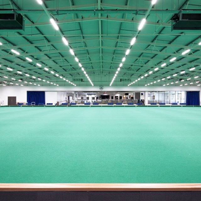 The new 30,000sq ft with state of the art facilities and constructed to Sports England standards! Indoor and outdoor bowling, changing rooms, bar, offices, toilets and large event space.  More detail on our website    www. wren-uk.con  #wren #construction #wrenconstruction #selfdelivery #bowls #desboroughbc #deaignandbuild #maidenhead