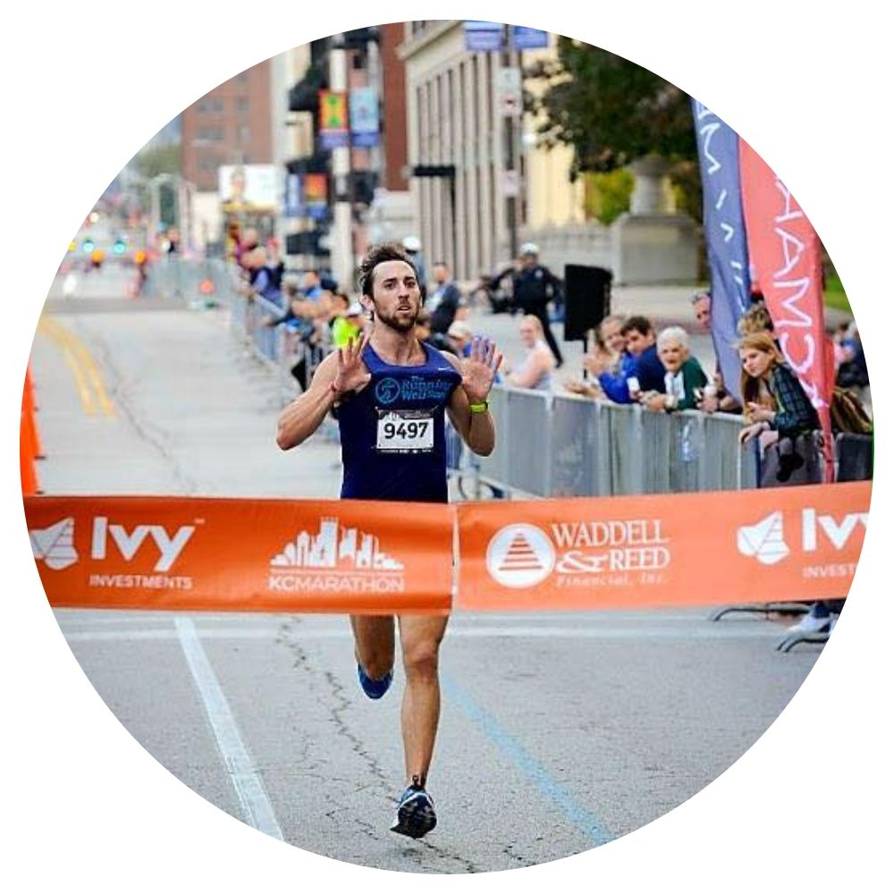 """Johnny structured workouts that were tailored specifically for me, to be run by me, and to make me feel successful. "" - Ryan-One of the top local runners who was struggling with accountability and was looking for just that little extra edge."