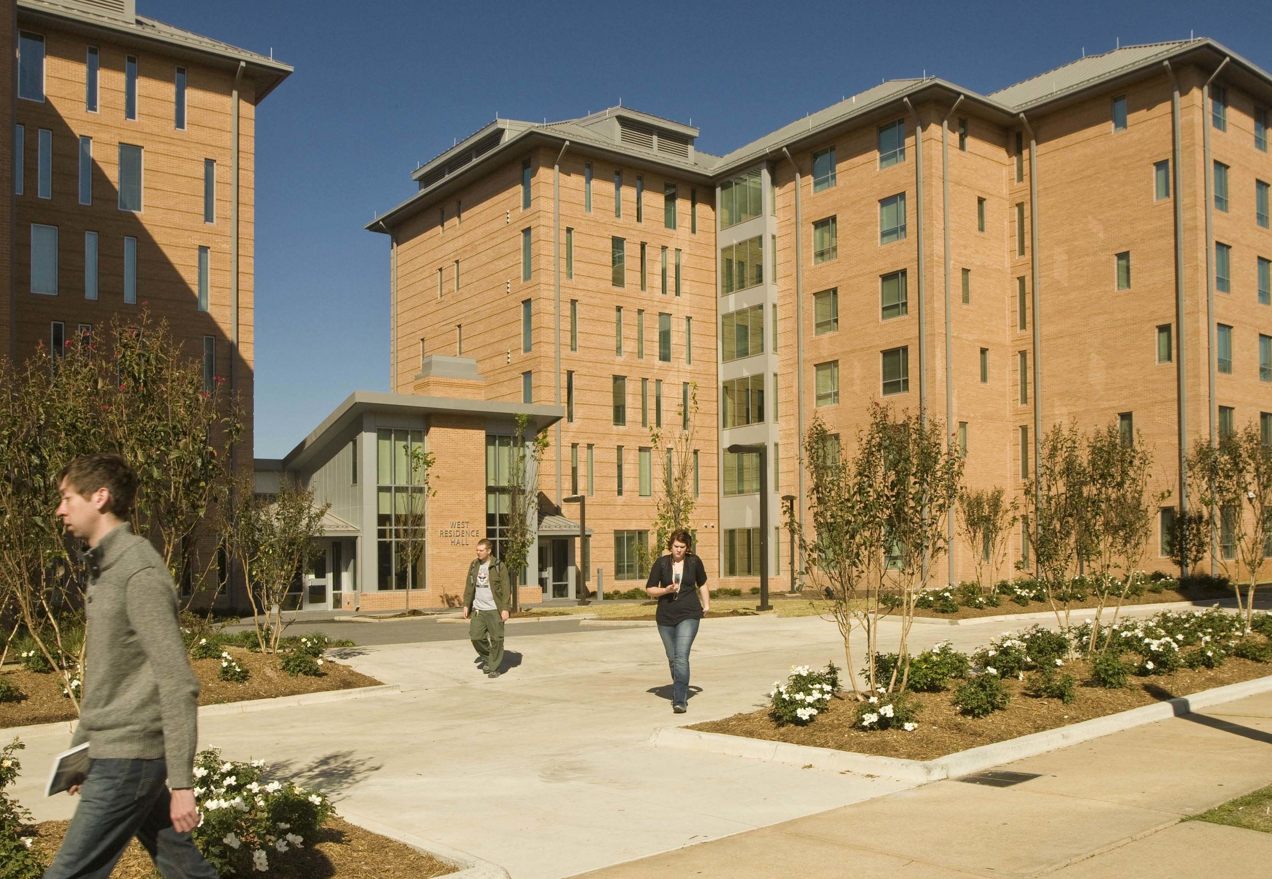 West Hall Honors Housing  UA LITTLE ROCK  View Project →