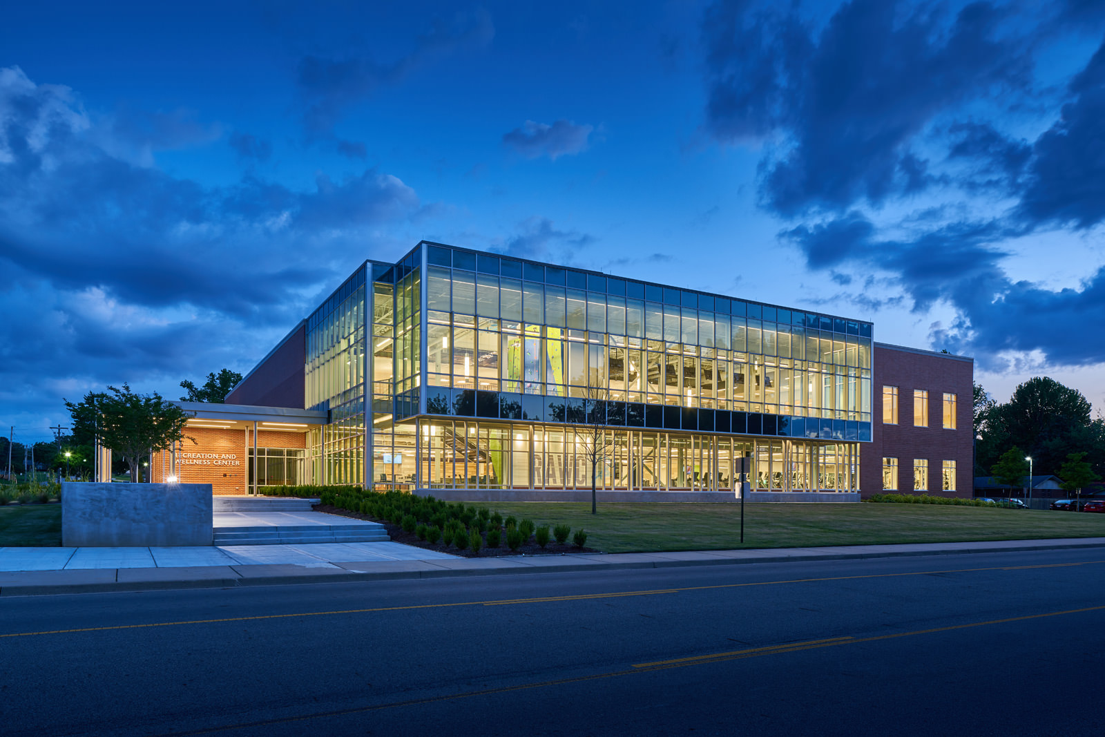 Student Recreation & Wellness Center  University of Arkansas-FOrt Smith  View Project →