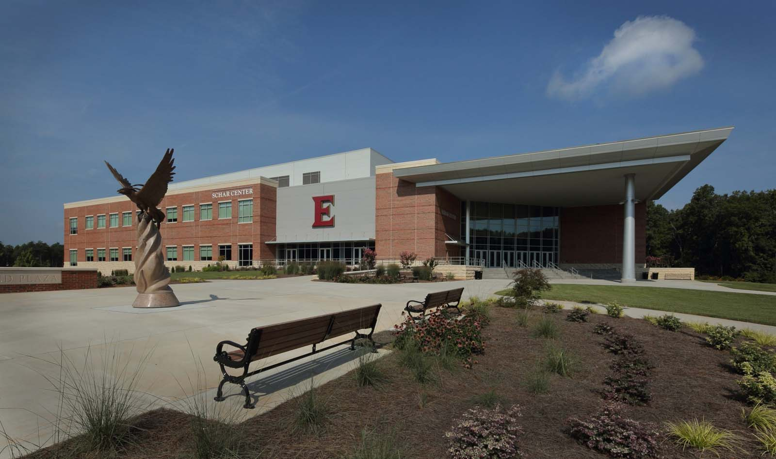 Schar Event Center  Elon University  View Project →