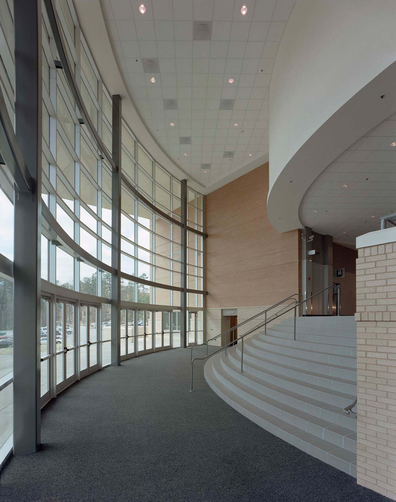 Jack Stephens Event Center  UA Little Rock  View Project →