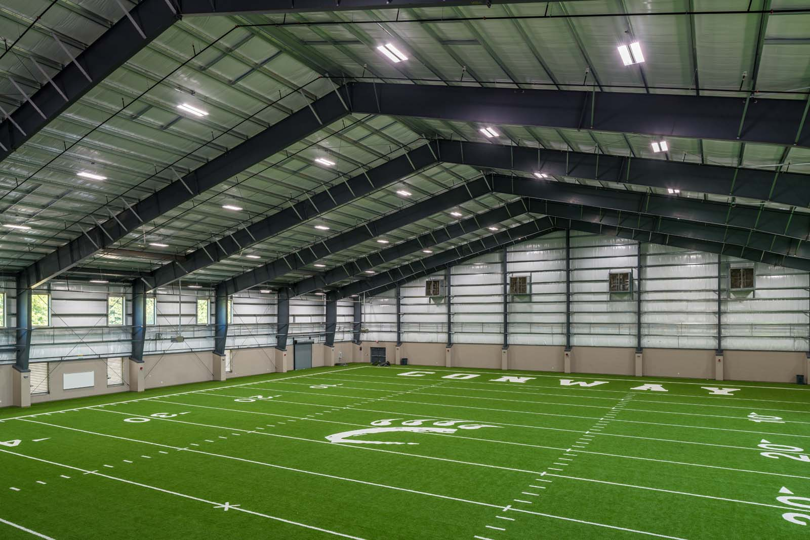 Conway High School Indoor Practice Facility  Conway Public Schools  VIEW PROJECT →