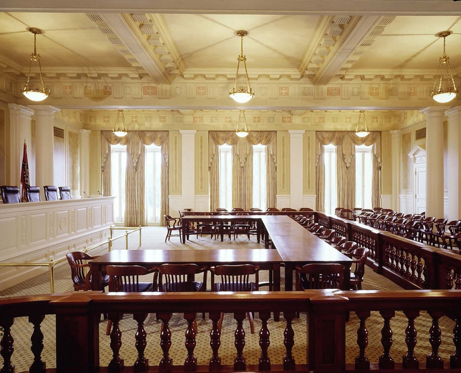 Arkansas State Capitol   VIEW PROJECT →