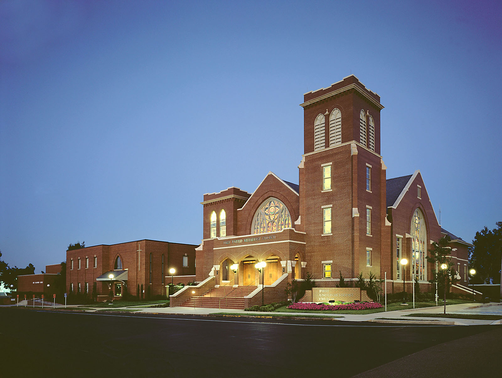 First United Methodist Church   VIEW PROJECT →