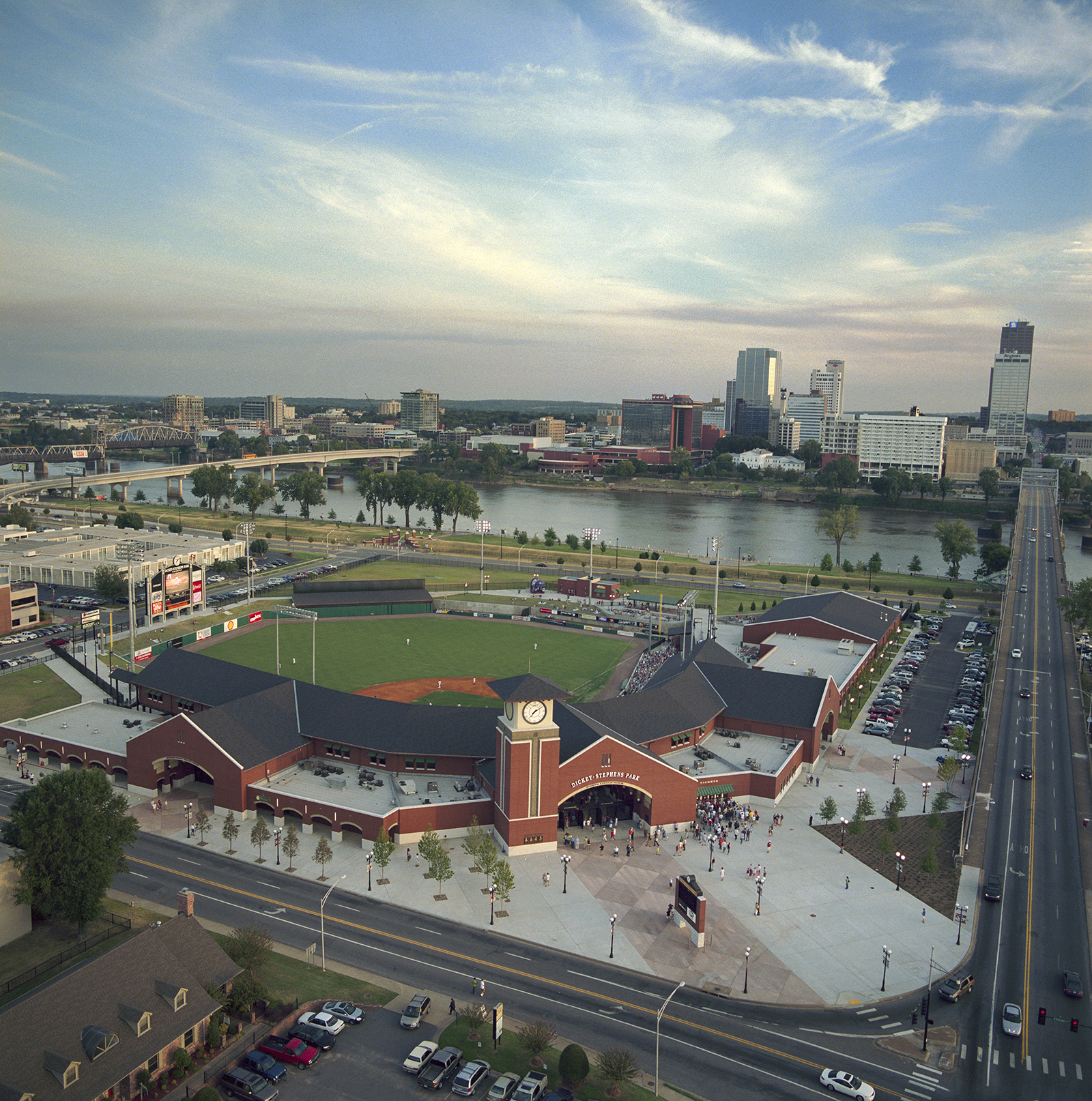 Dickey Stephens Baseball Park   VIEW PROJECT →