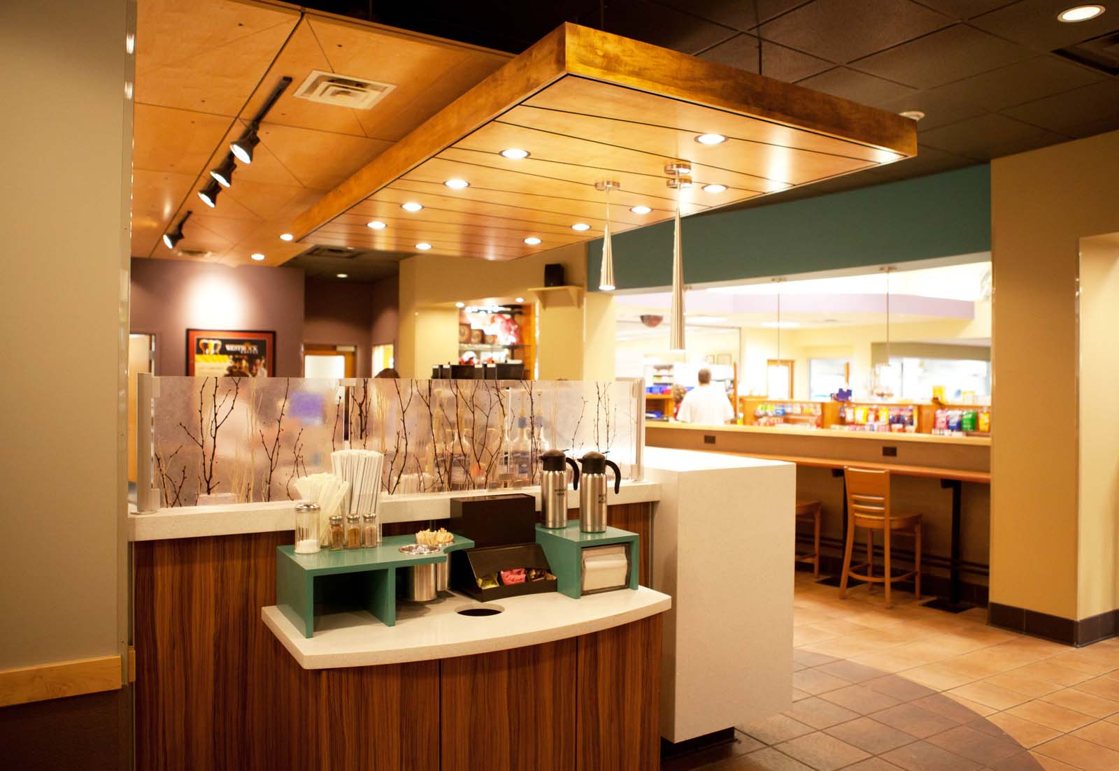 Coffee Corner  Baptist Health Medical Center  VIEW PROJECT →