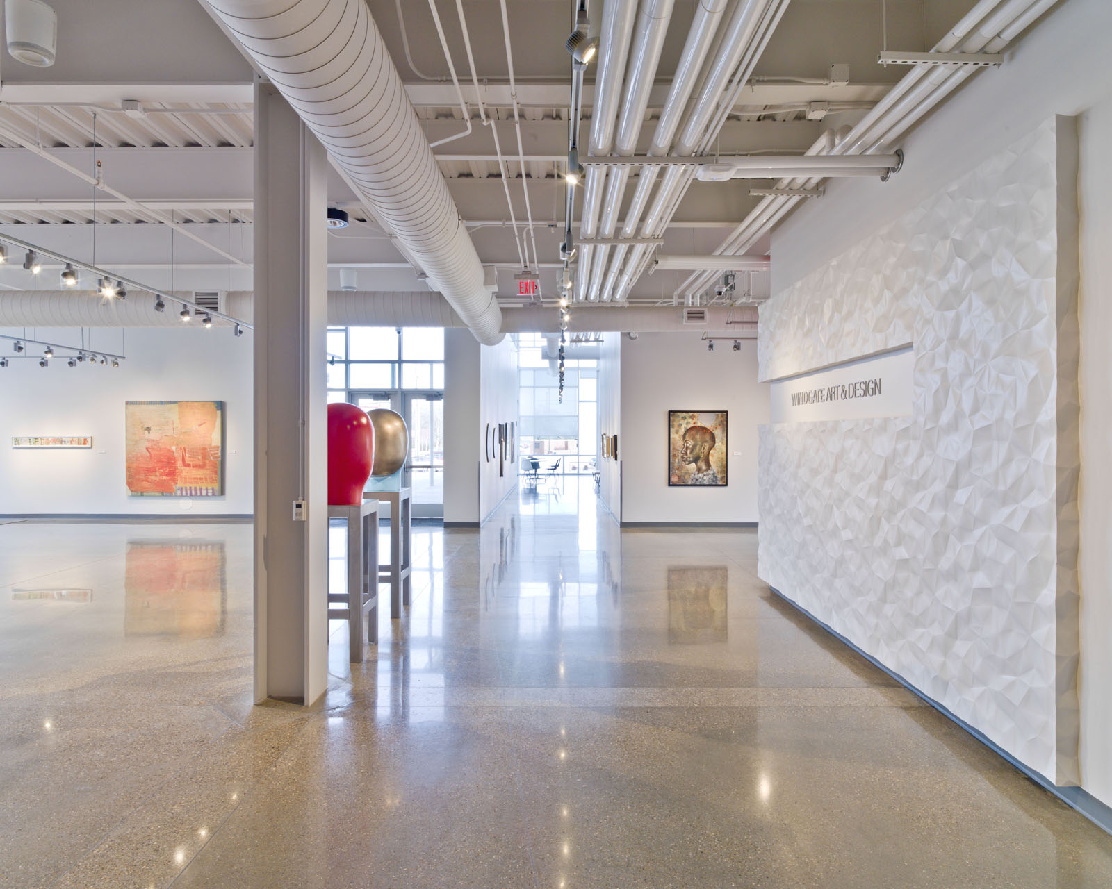 Windgate Art & Design Building  University of Arkansas-Fort Smith