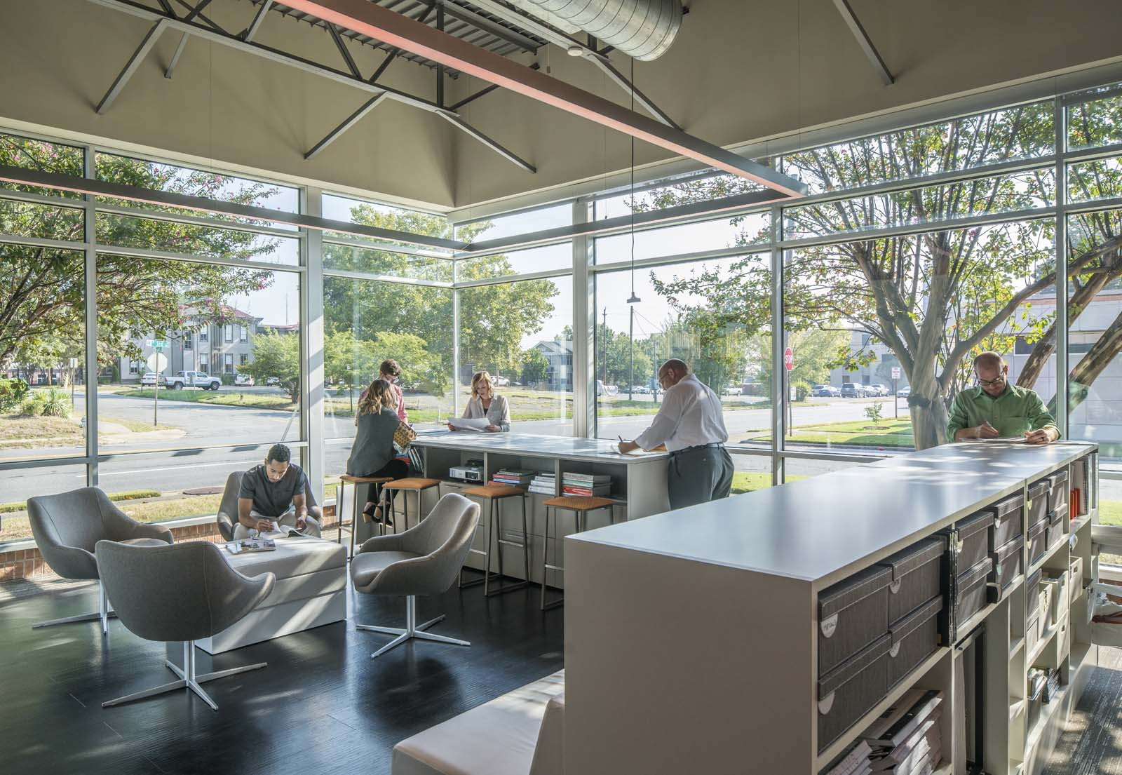 WER Architects/Planners Headquarters   VIEW PROJECT →