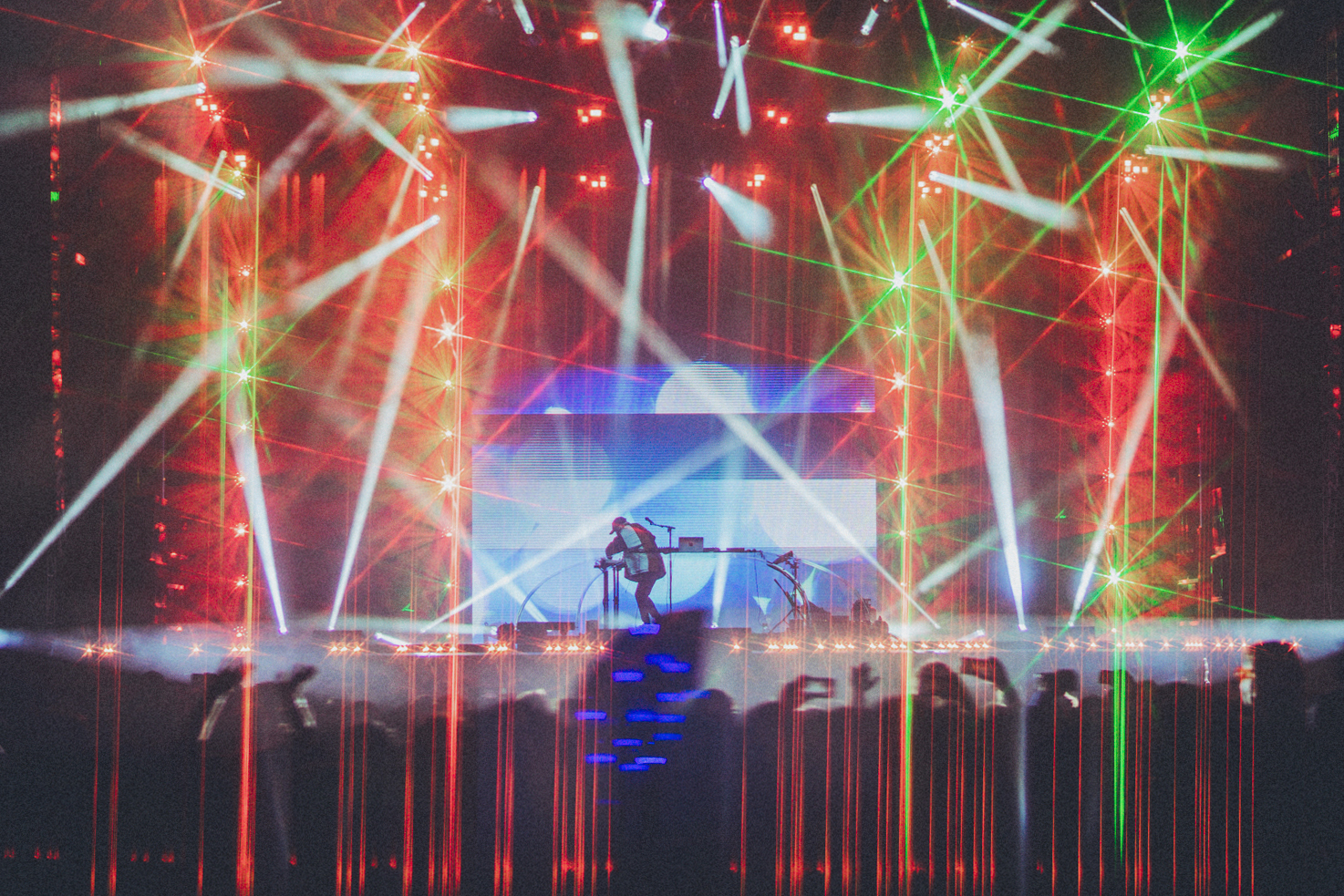 Porter Robinson 'Worlds' Photo credit: Jasmine Safaeian