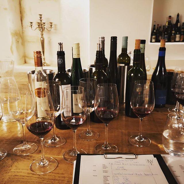 Exploring Austria wines. #winetasting #winecellar #austrianwine #weingutkracher #weingutziniel #weinguternsttriebaumer #weingutnetzl #exclusivewineexperiences