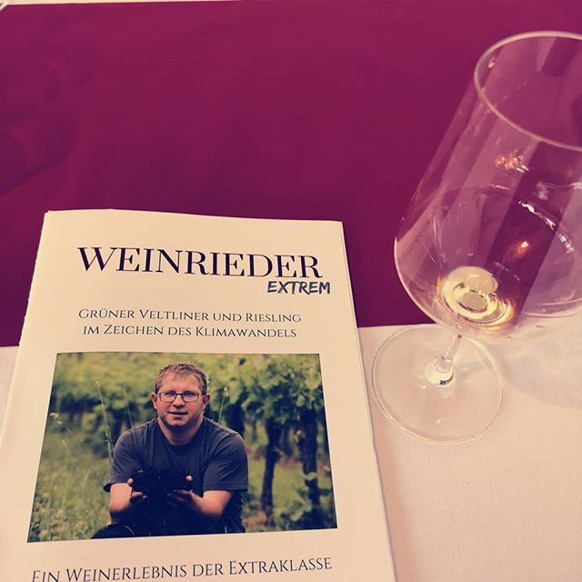 An amazing day spent at Weinrieder!! Looking forward for next year. #weinrieder #weinriederextrem