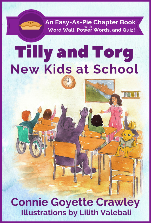 Tilly and Torg - New Kids At School