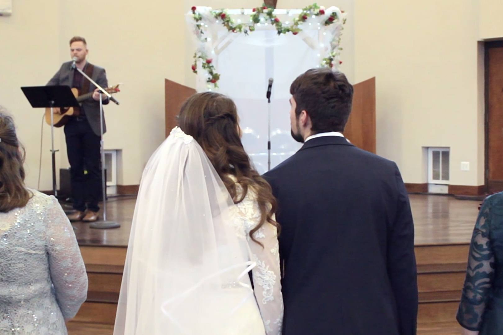 Wedding Videos - MAKE YOUR SPECIAL DAY UNFORGETTABLE with a cinematic highlight video.