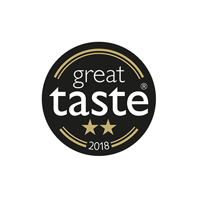 GREAT TASTE 2018 - RATING: 2 STARS! - The Guild of Fine Food