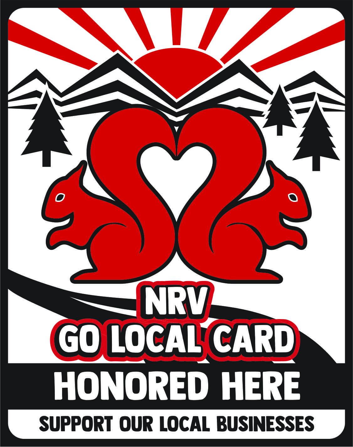 NRV Homegrown artwork by  Exper-T's Blacksburg