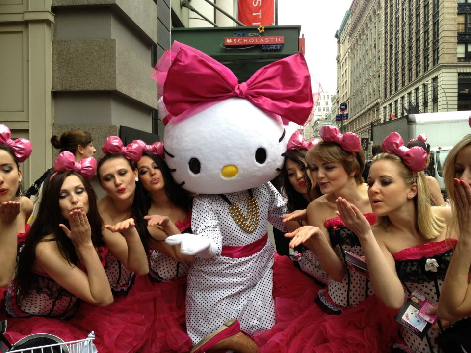Hello Kitty x Sephora