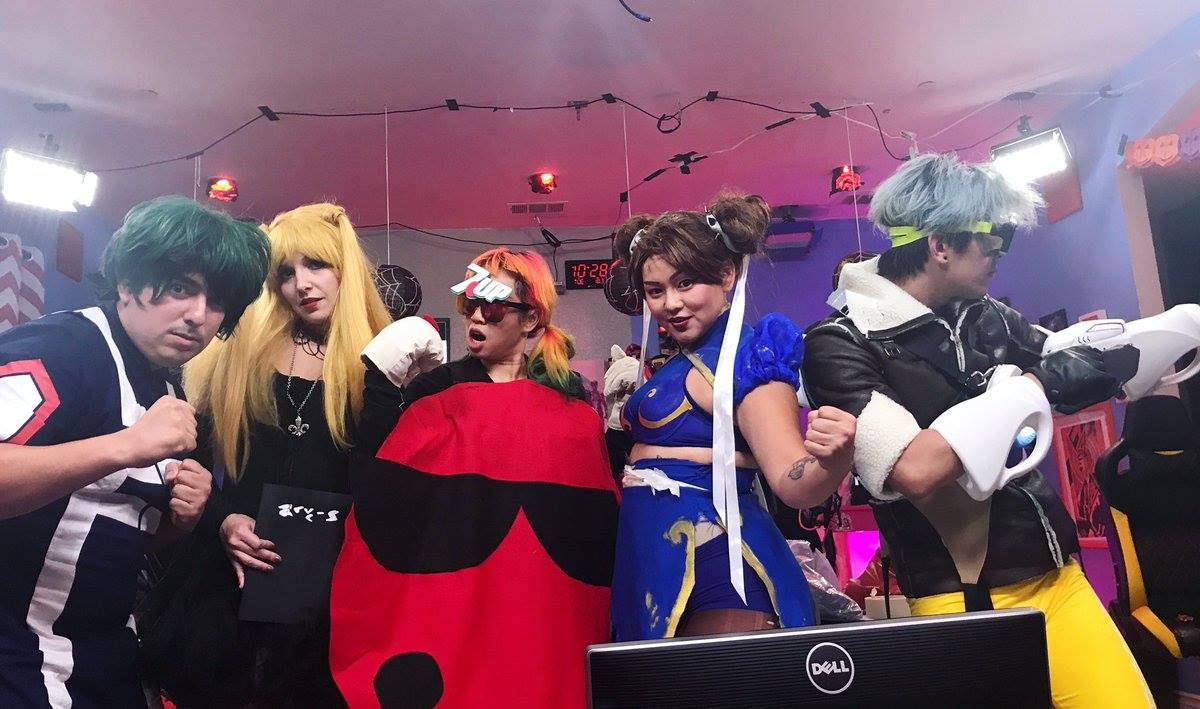Anime Club at HyperRPG network