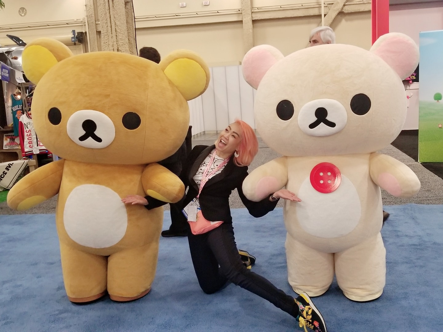 Rilakkuma at Licensing Expo, Las Vegas
