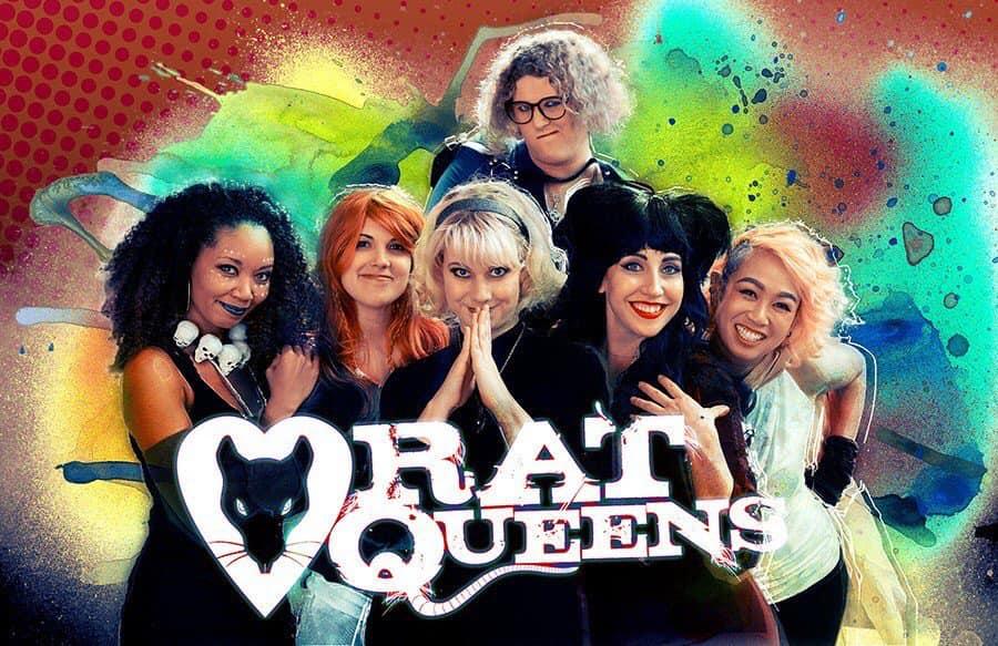 """Betty on """"Rat Queens"""""""