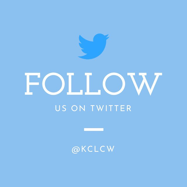 We're back on Twitter! Follow us there so we have someone to tweet at 💙