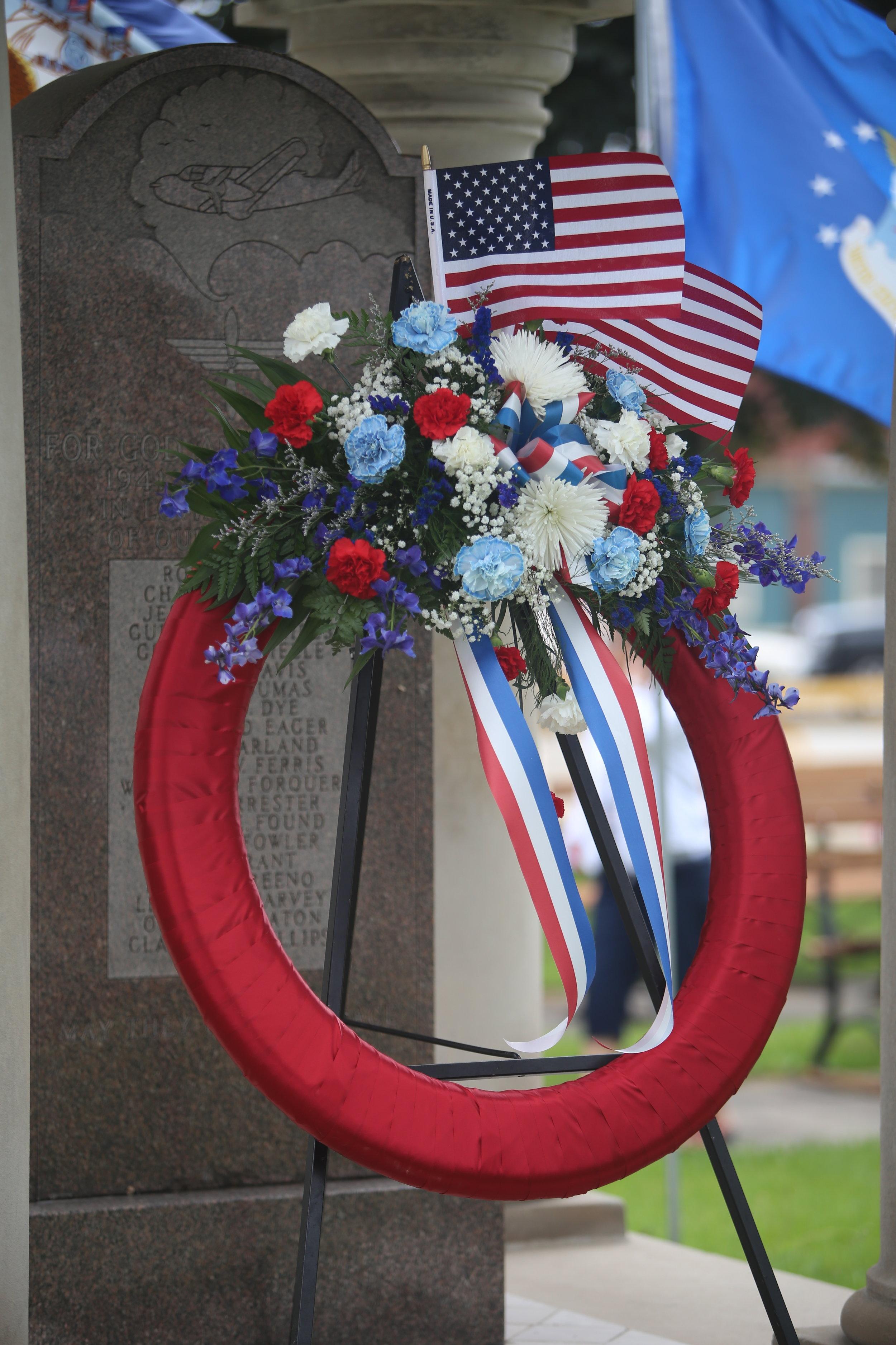 Scotland County World War II Memorial, Memphis, Missouri