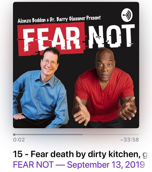 Listen to episode 15 now!!!! Afraid of everything? This is the podcast for you. Link in the bio. . . . #fearnot #fakenews #debunk #news #politics #trump #podcast #podcasts #listen #listennow #linkinbio #itunes #applepodcasts #spotify #googleplay #alonzobodden