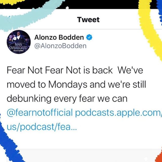 This is true!!!! Check is out on iTunes, Spotify, google play or wherever you listen to podcasts. . . .  #fearnot #fakenews #debunk #news #politics #trump #podcast #podcasts #listen #listennow #linkinbio #itunes #applepodcasts #spotify #googleplay #alonzobodden