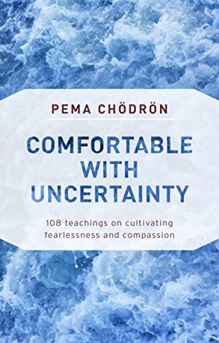 Comfortable with Uncertainty by Pema Chodron - Every time I read this book I learn something new about how to navigate my discomfort about the present and future. Read More