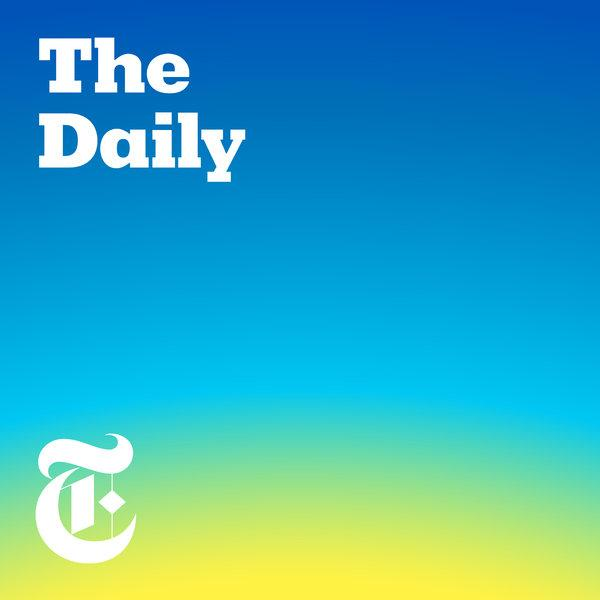 The Daily - Wildly informative, brief and accessible in-depth reporting on timely topics. I listen to this every morning to stay informed on what's going on in our world. Listen