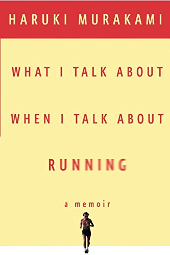 """What I Talk about When I Talk about Running by Haruki Murakami - Best quote """"Pain is inevitable, suffering is optional."""" Read More"""